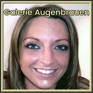 Formvollendete Augenbrauen durch Permanent MakeUp